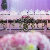 wedding stage design dubai