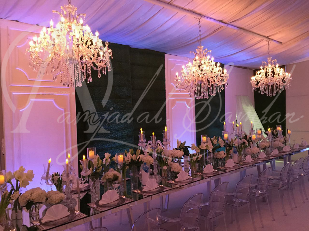 wedding events dubai